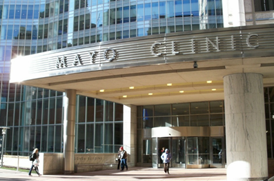 Rochester and Mayo Clinic 1